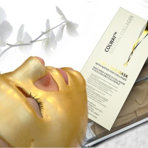 Colway Gold Mask